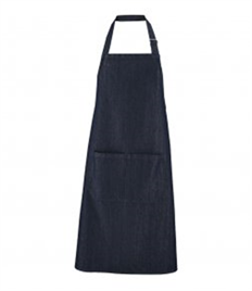 SOL'S Grant Denim Bib Apron with Pocket