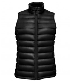 SOL'S Ladies Wilson Lightweight Padded Bodywarmer