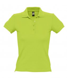SOL'S Ladies People Cotton Piqué Polo Shirt