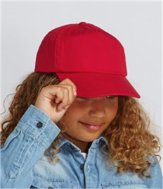 Beechfield Kids Original 5 Panel Cap