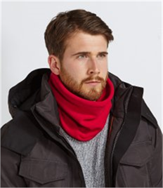 Beechfield Suprafleece™ Snood/Hat Combo