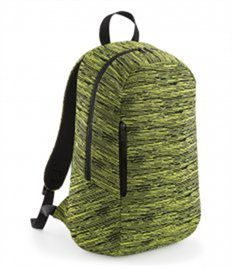 BagBase Duo Knit Backpack