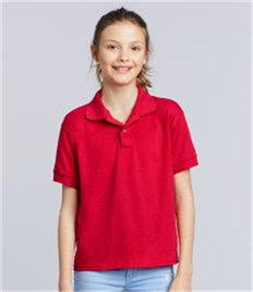 Gildan Kids DryBlend® Double Piqué Polo Shirt