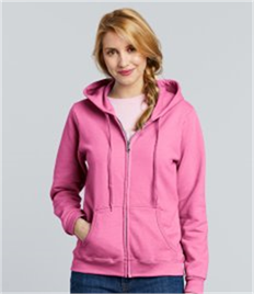Gildan Heavy Blend™ Ladies Zip Hooded Sweatshirt