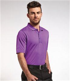Glenmuir Performance Pique Polo Shirt