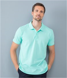 Henbury Modern Fit Cotton Piqué Polo Shirt