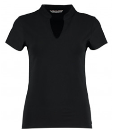 Kustom Kit Ladies V Neck Corporate Top