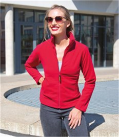Result Ladies Horizon High Grade Micro Fleece Jacket