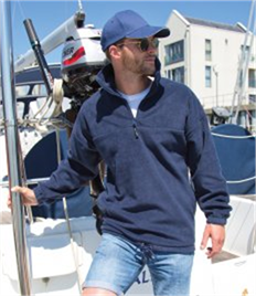 Result Polartherm™ Zip Neck Lined Fleece