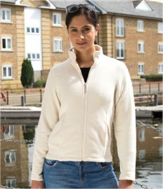 Result Ladies Micro Fleece Jacket