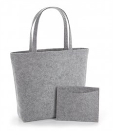 BagBase Felt Shopper