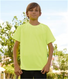 Fruit of the Loom Kids Performance T-Shirt