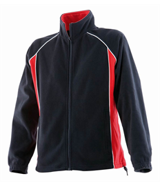 Redwell Runners Childrens Piped Microfleece