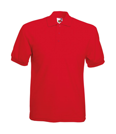 Mens Embroidered Club Polo Shirt