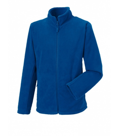 Children's Embroidered Royal Blue Fleece