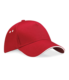 Club Embroidered Adult Baseball Cap