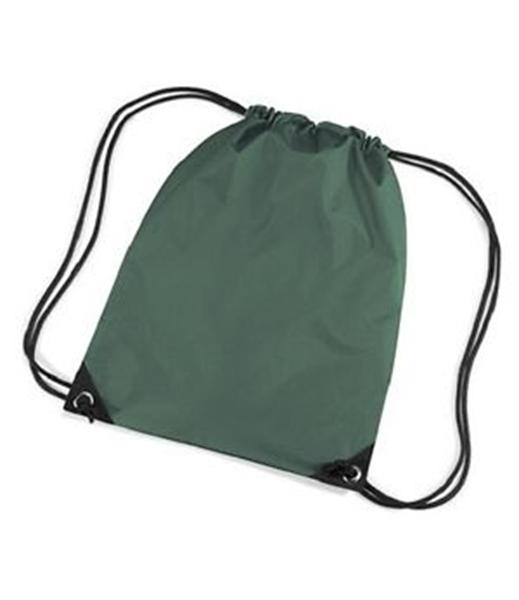 Printed Bottle Green Gym Bag ede20947d