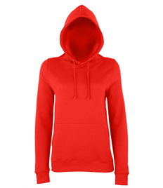 Embroidered Ladies Club Hooded Sweatshirt 'Kettering Town Harriers' On The Back