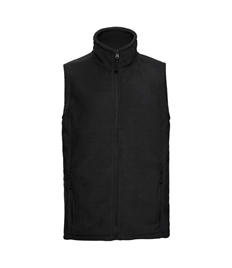 Official RRR Embroidered Outdoor Fleece Gilet