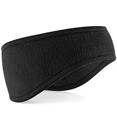 Black Plain Head Band
