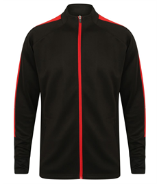Redwell Runners Adult Knitted Tracksuit Top
