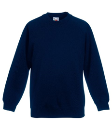 Childrens Whitefriars Navy PE Sweatshirt