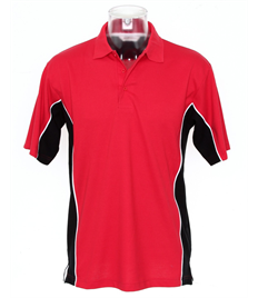 OVA Adult Club Polo shirt complete with individual name
