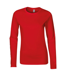 Ladies Club Long Sleeve T-shirt