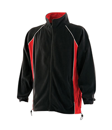 Official RRR Embroidered Piped Microfleece Jacket