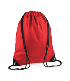 Club Printed Draw String Gym Sack