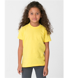 Childrens Printed Yellow Eagles PE T-shirt