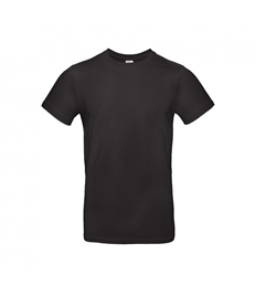 Performing Arts Printed Adult Black T-shirt COMPLETE WITH YOUR INITIALS