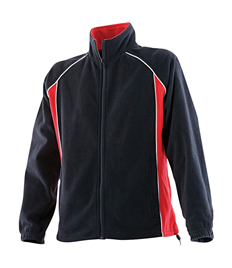 Official RRR Embroidered Women's Piped Microfleece Jacket