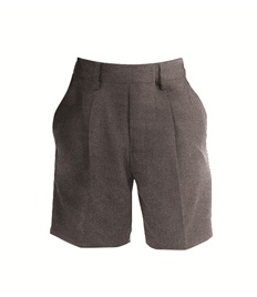 Boys Junior Grey Shorts (3 -6 yrs)