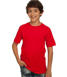 Childrens Printed Red Kites PE T-shirt