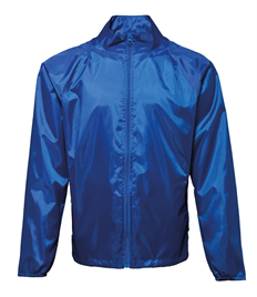 Northants Athletics Embroidered Lightweight Rain Jacket
