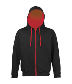 Redwell Runners Unisex Zipped Hoodie