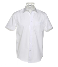 Outlaws Embroidered Regular Fit Short Sleeve shirt