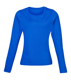Northants Athletics Ladies Long Sleeve Base Layer