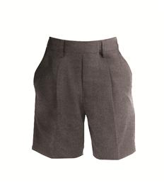 Boys Junior Grey Shorts (8-13 yrs)