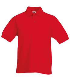 Kids Embroidered Club Polo Shirt