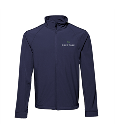 Prestige Embroidered Mens Softshell Jacket - 3XL size