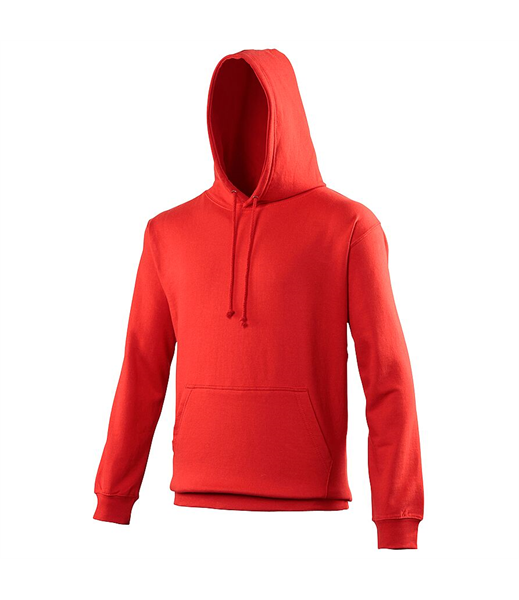 Outlaws Embroidered Red Pullover Hoodie