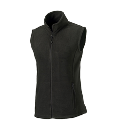 Official RRR Embroidered Women's Outdoor Fleece Gilet
