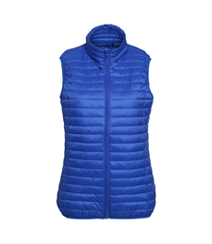 Northants Athletics Ladies Embroidered Padded Gilet