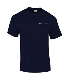Prestige Embroidered Unisex T-shirt.