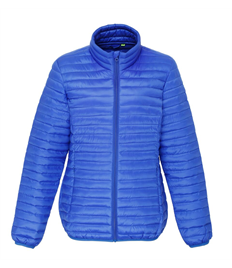 Northants Athletics Embroidered Ladies Fineline Padded Jacket